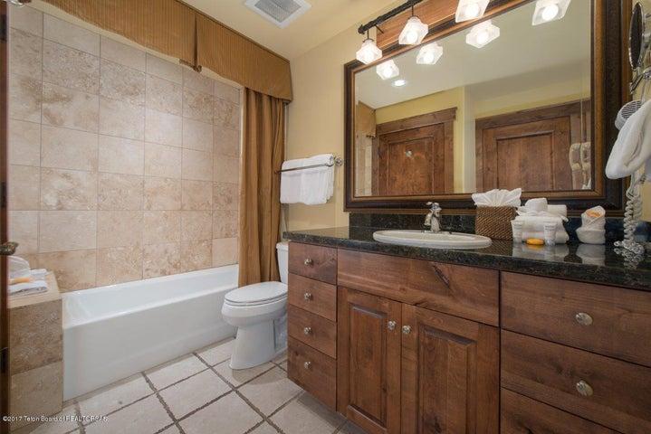 Bathroom for Murphy Bed bedroom