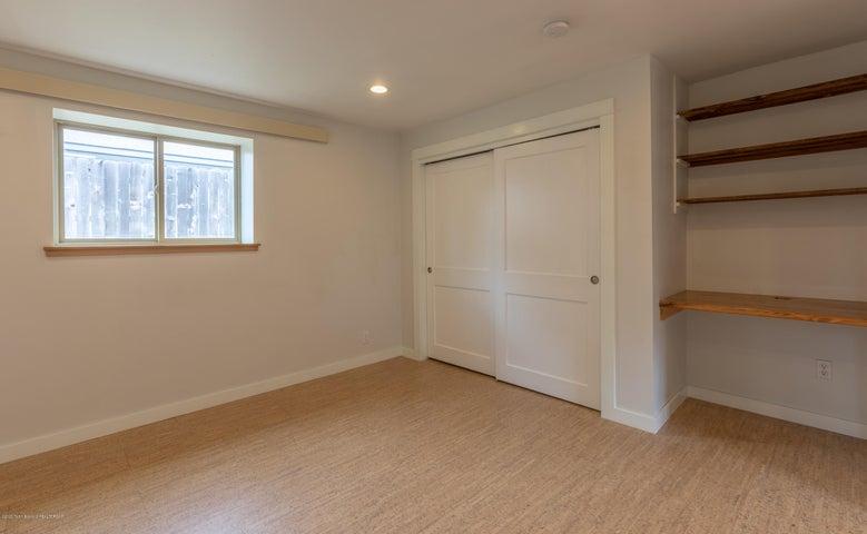 Downstairs Bedroom 1B