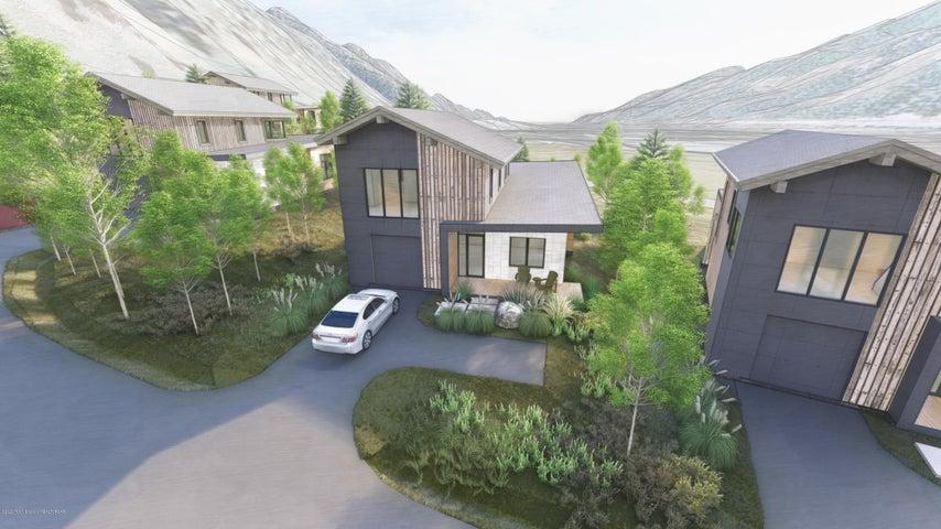 Lodge Cabin - Meadow