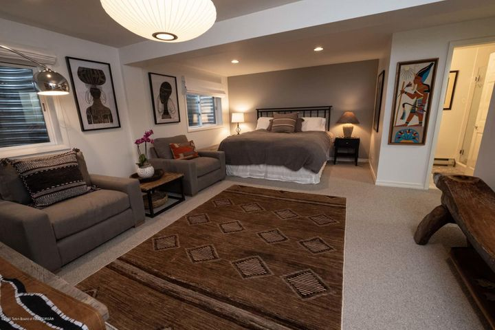 Bonus Downstairs Suite