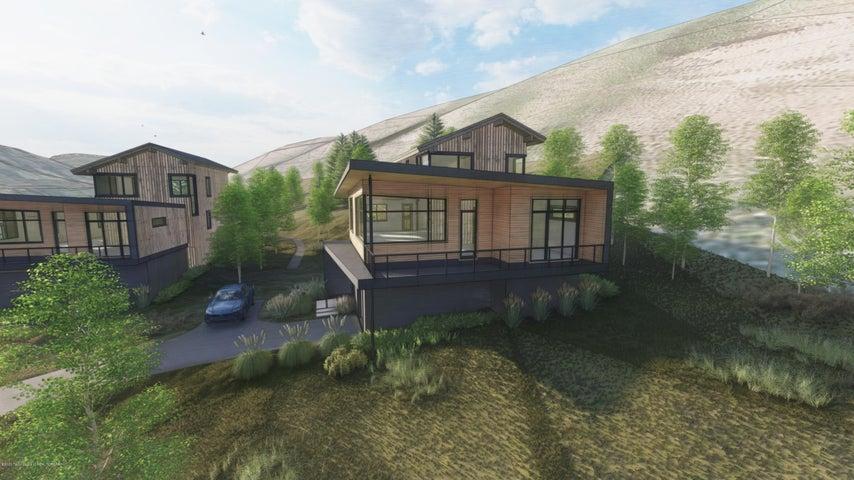 Lodge Cabin - Mountain