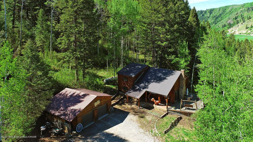 185 RIVER BENCH ROAD, Thayne, WY 83127