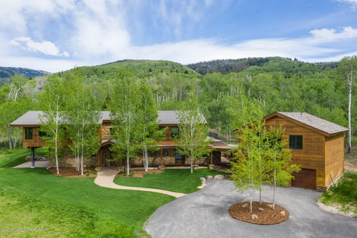 2150 RAPID CREEK ROAD <br>Alta, WY