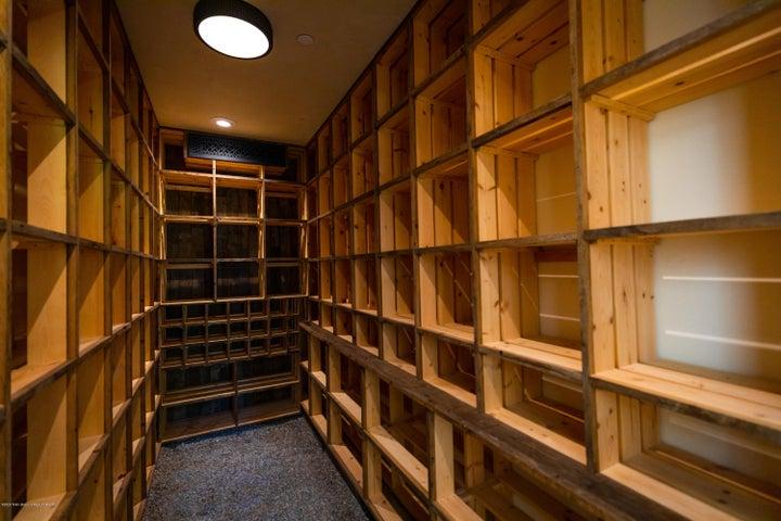 10 - Wine Cellar