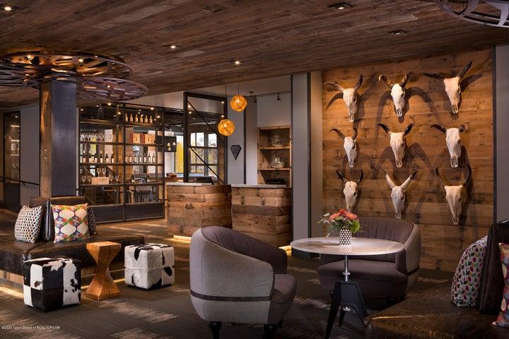 3 Hotel Terra Jackson Hole New Lobby
