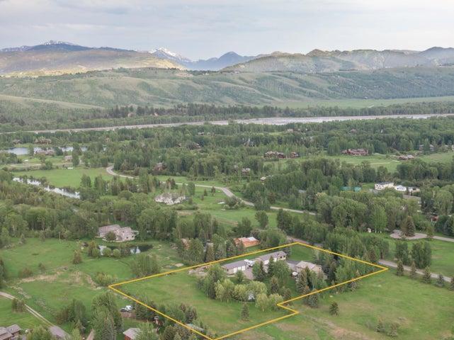 Snake River Aerial