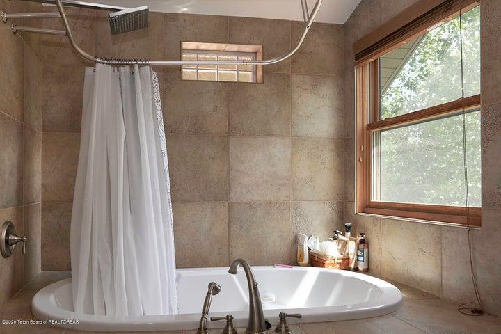 Upstairs Tub/Shower
