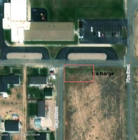 LOT 1 MAPLE ST.  <br>Labarge, WY