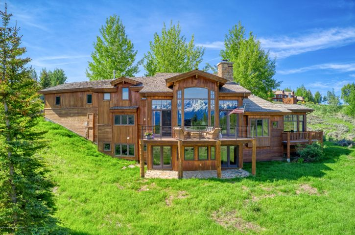 395 CALLIOPE DR <br>Jackson, WY