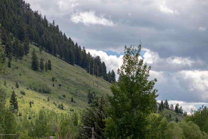 Views of Josie's Ridge