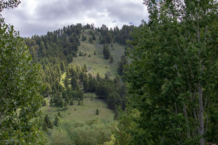 View of Josie's Ridge