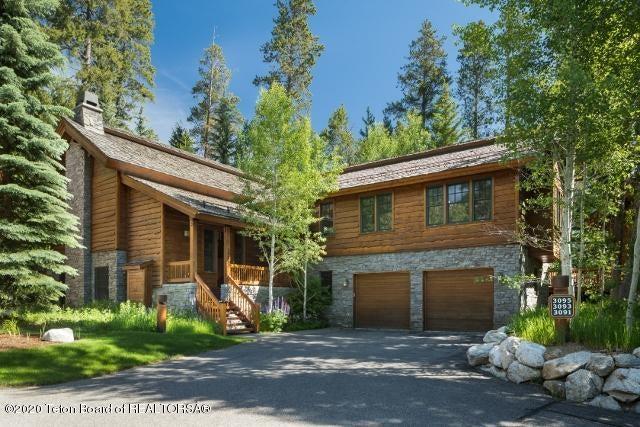 3093 ARROWHEAD ROAD <br>Teton Village, WY