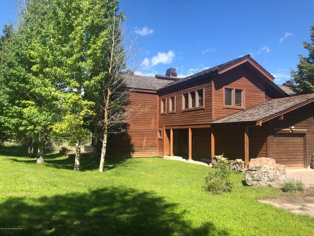 1800 SPIRIT DANCE ROAD <br>Jackson, WY