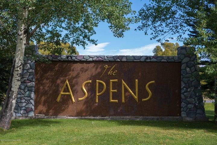 Aspens JH Entry