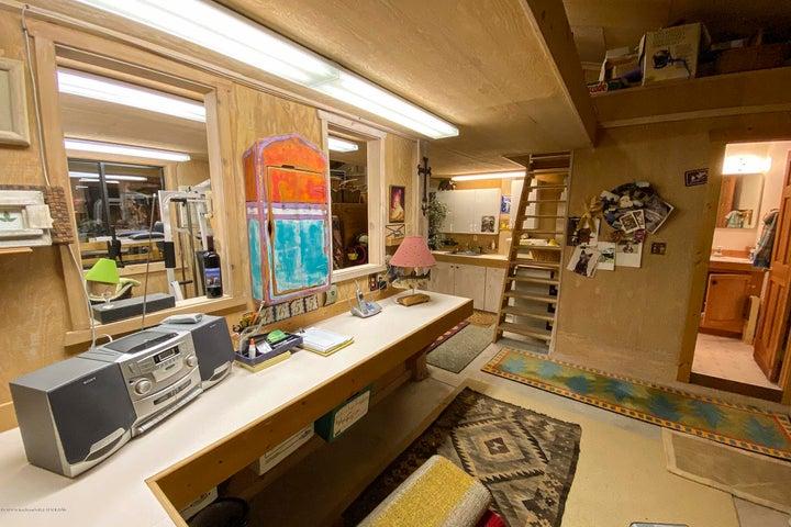 Studio Craft Area