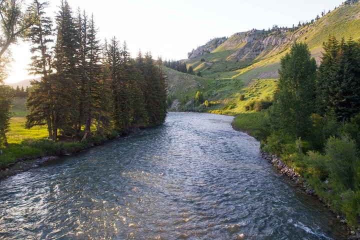 Wild & Scenic Hoback River