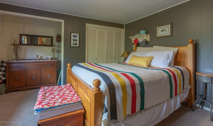 Upstairs master bedroom