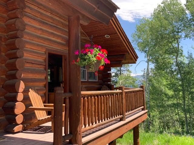 kitchen deck