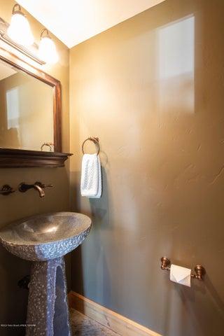 Foyer Half Bath