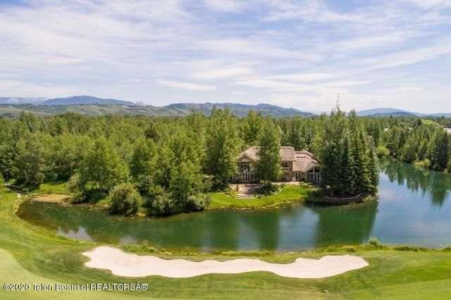 30. Aerial of Home from Golf Course (640
