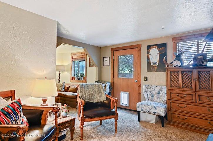 Guest house bonus room