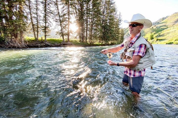 Hoback River Fly Fishing