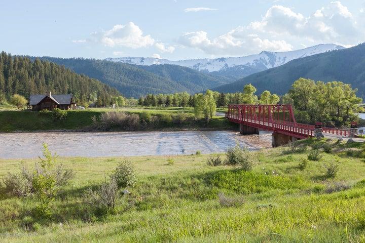 14. Red Bridge
