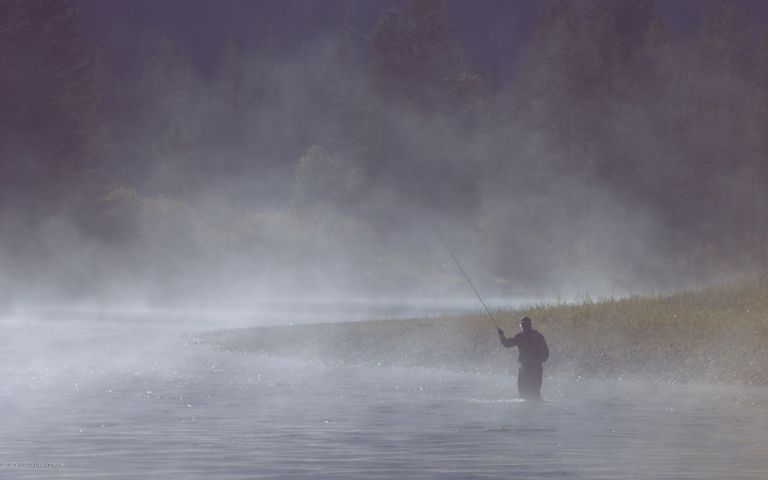 20. Fly Fishing at Snake River Sporting