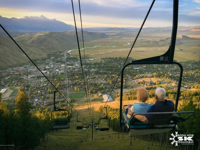 Scenic Chairlift Rides