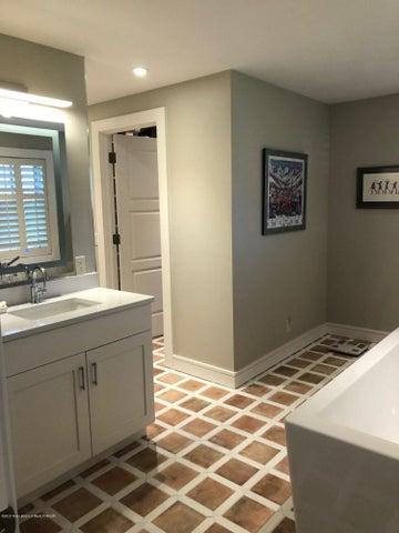 New Downstairs Master Bath