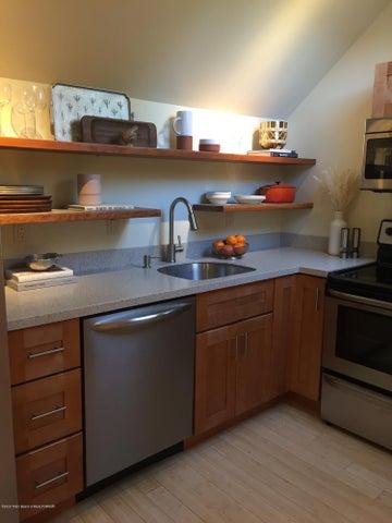 Guest Apartment Kitchen closeup