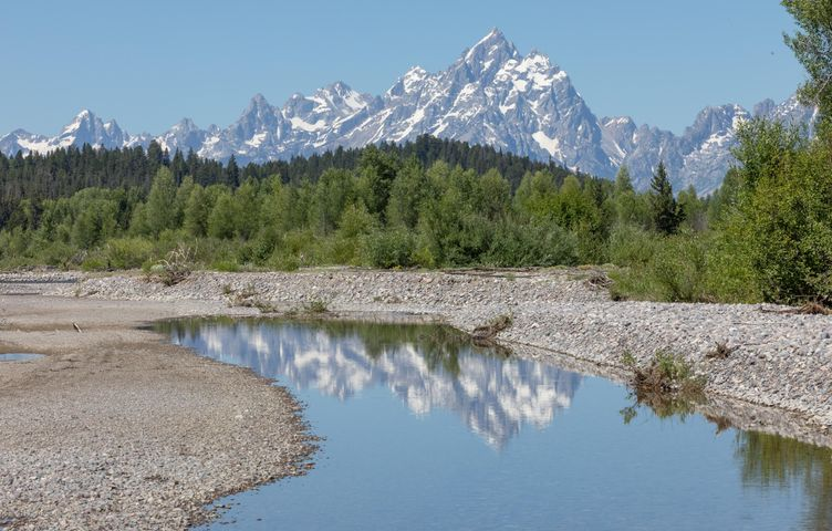 Pacific Creek Tetons