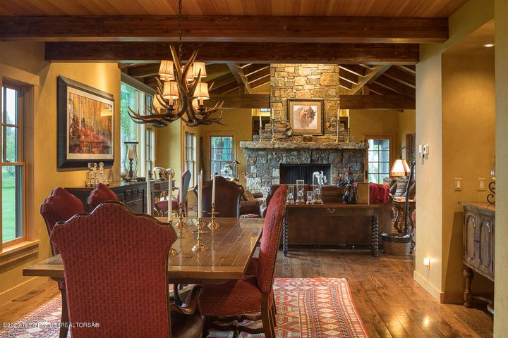 Formal Dining & Great Room
