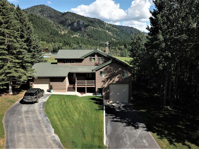 886 VISTA W DR <br>Star Valley Ranch, WY