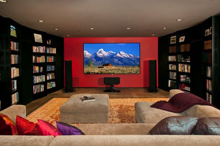 14 Theater Room