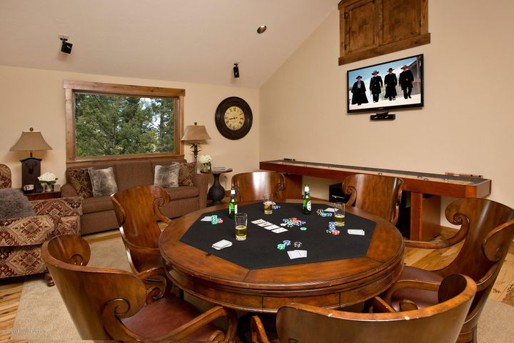 Blue Moose Lodge Poker Room