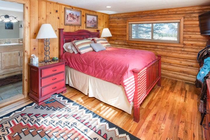In-suite bedroom