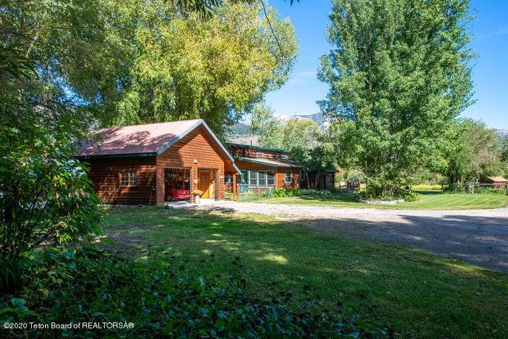 Bontecou- garage and home