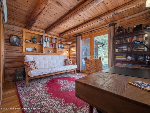 Bontecou- office or 4th bedroom