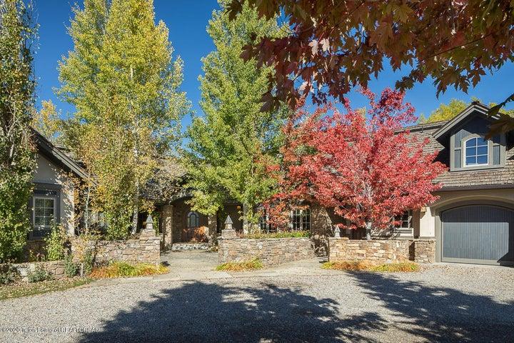 Fall Foliage Exterior