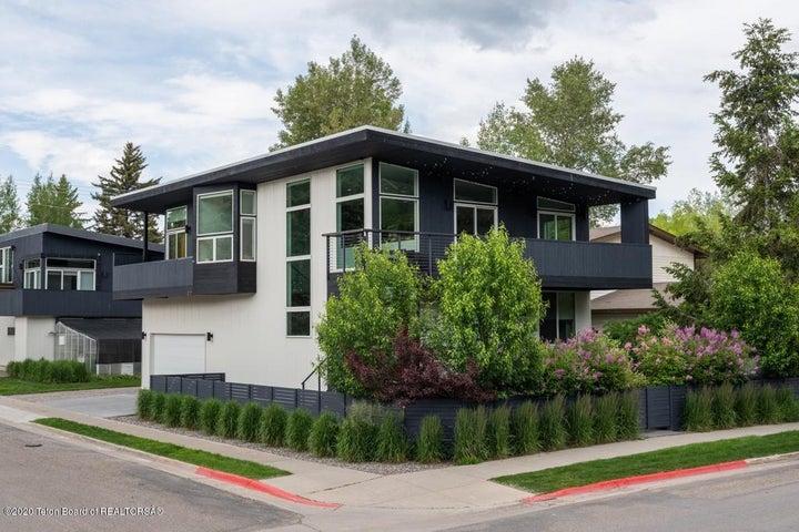 Main home exterior
