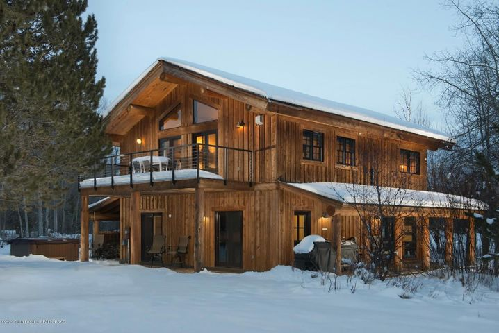 Guest House winter