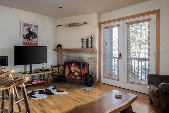 2- Living w Fireplace