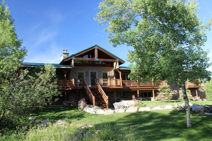 25000 N. BEAR COURT  <br>Moran, WY