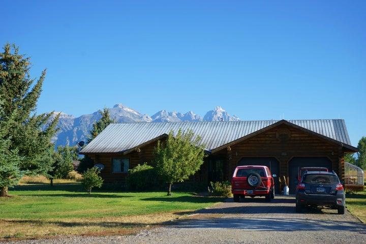 Teton Views in Bar B Bar