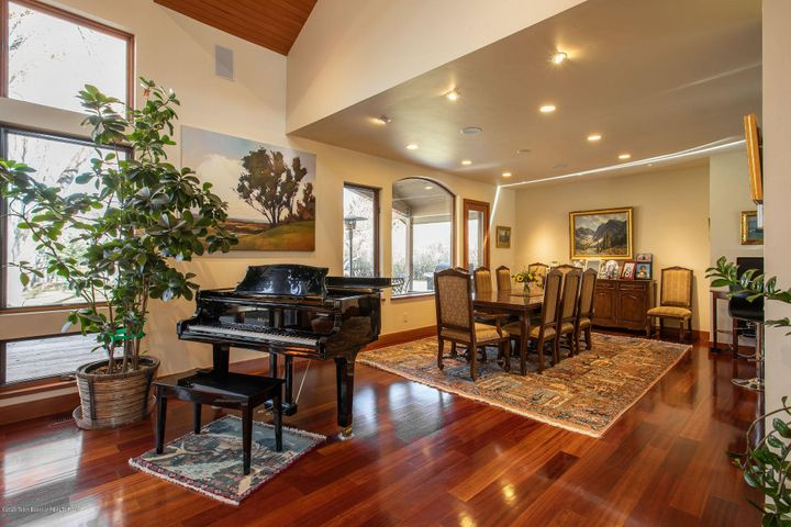 Living to Dining Room