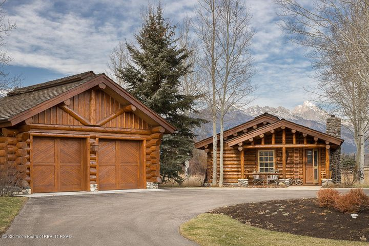 Guest House and Detached 2 Car Garage