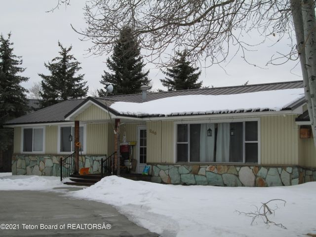 246 SUBLETTE AVE <br>Pinedale, WY