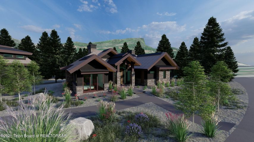 15415 WAGON ROAD <br>Jackson, WY