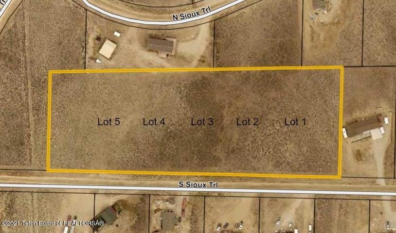 LOT 5 S SIOUX TRAIL, Boulder, WY 82923